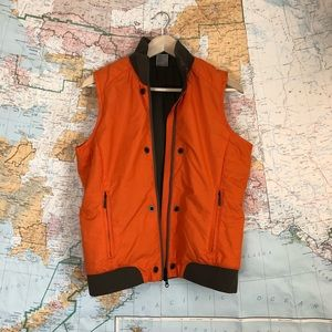 Merrell Orange and Brown Vest